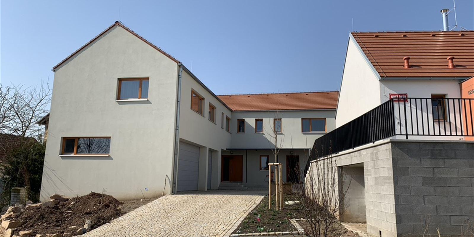 Vorlíček   Okna a dveře - Soubor budov, realizace 2017  Euro okna
