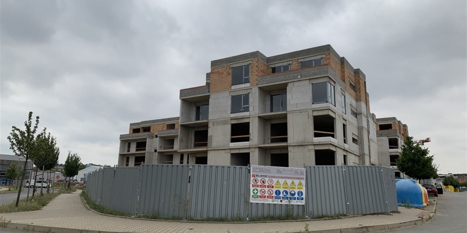 Vorlíček   Okna a dveře - Soubor bytových domů Roztoky   2019-2020