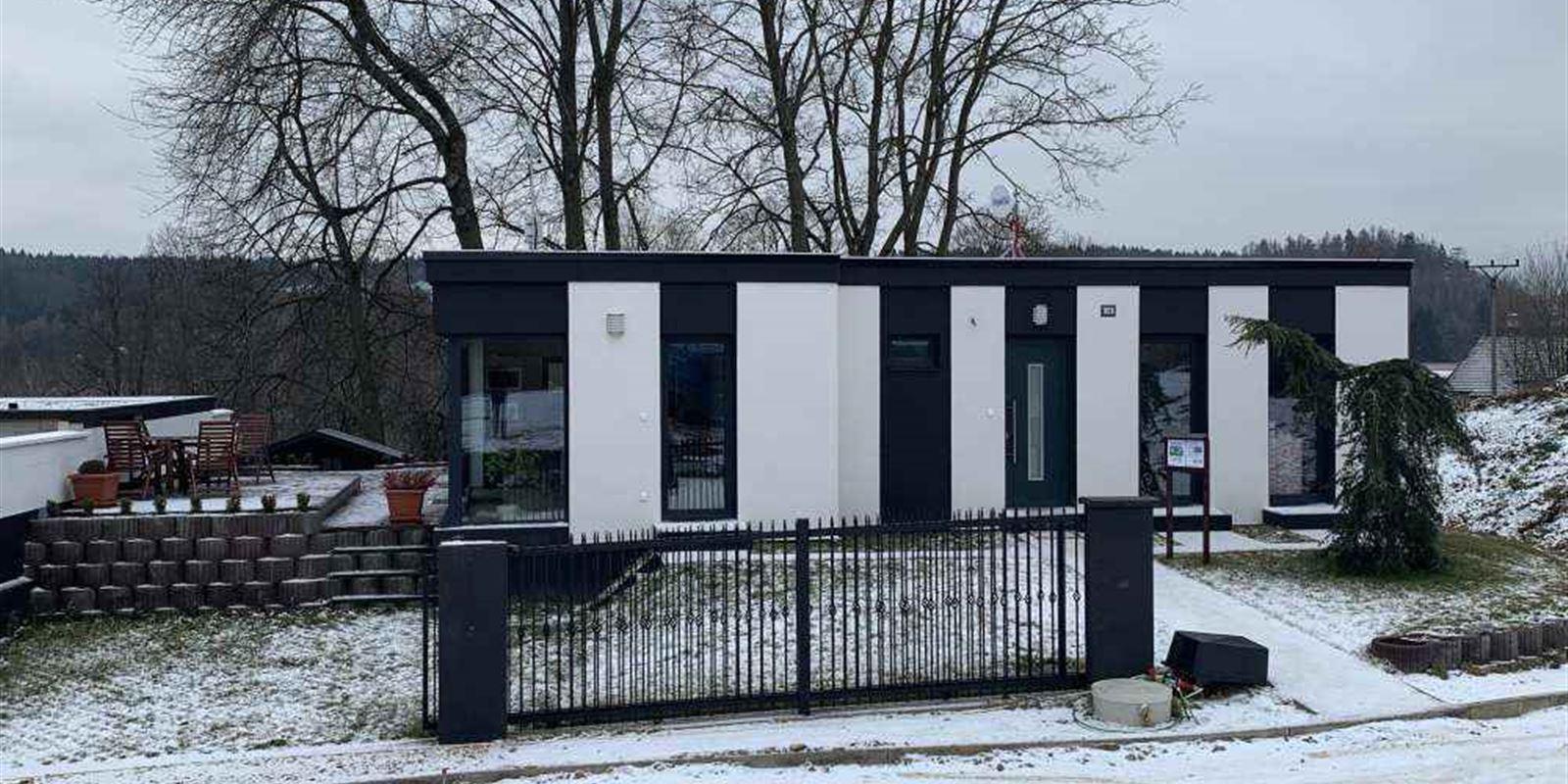 Vorlíček   Okna a dveře - Soubor rodinných domů Terasy Humpolec